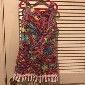 Lilly Pulitzer Dress- Girls Size 7